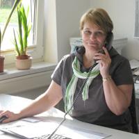 Ines Wabra<br />Technische Mitarbeiterin