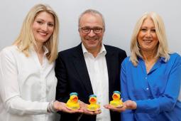Sina Sprenger, Bernd Sprenger und Regina Sprenger