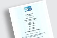 Zertifizierter Fachbetrieb nach WHG - Ott