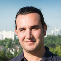 Ahmed Bougherfa<br />- Auszubildender