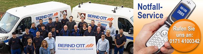 Bernd Ott GmbH - Frankfurt/Bergen-Enkheim