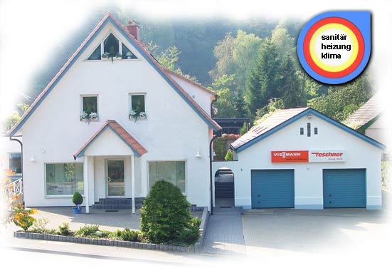 Teschner Heizung und Sanitär GmbH - Firmensitz