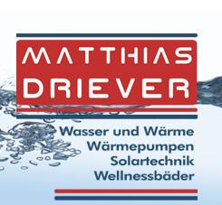 Matthias Driever<br />Sanitär- und Heizungstechnik<br />Hegiusstr. 18<br />46446 Emmerich am Rhein<br />Tel.: 0 28 22 - 53 98 23<br />info@matthias-driever.de